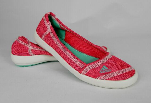 ADIDAS Bateau SLIP-ON LISSE Mocassins Ballerines femmes pieds nus chaussures 6aP8xS