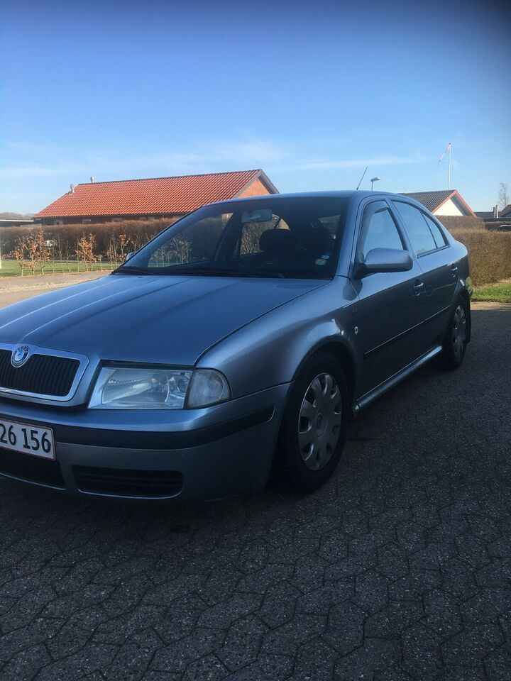 Skoda Octavia, 1,9 TDi 130 Combi, Diesel