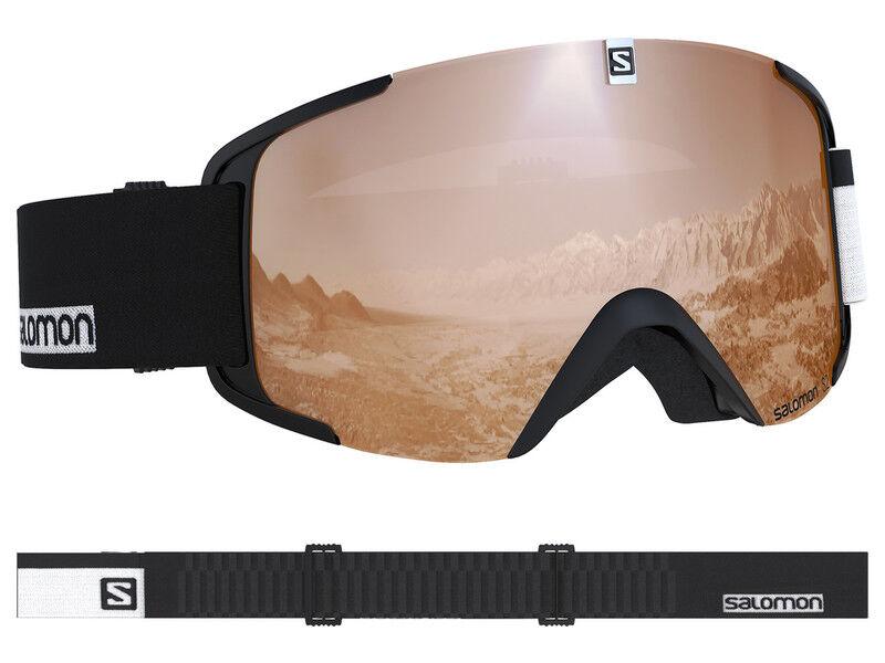 Salomon Salomon Salomon XView Access  Skibrille Schneebrille Modell 2018 2019  NEUWARE 7fc27b