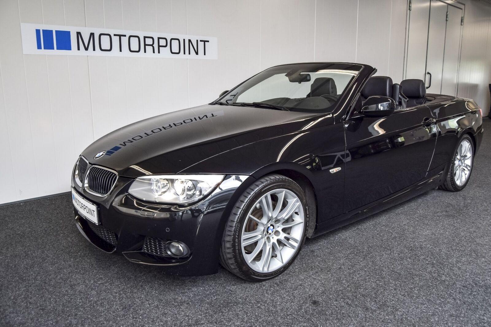 BMW 325i 3,0 Cabriolet aut. 2d - 329.900 kr.