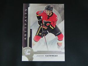 2016-17-16-17-UD-Artifacts-10-Johnny-Gaudreau-Calgary-Flames