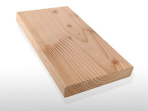 douglasie terrassendielen 26x143 bis 6000 mm glatt dielen terrassenholz bretter ebay. Black Bedroom Furniture Sets. Home Design Ideas