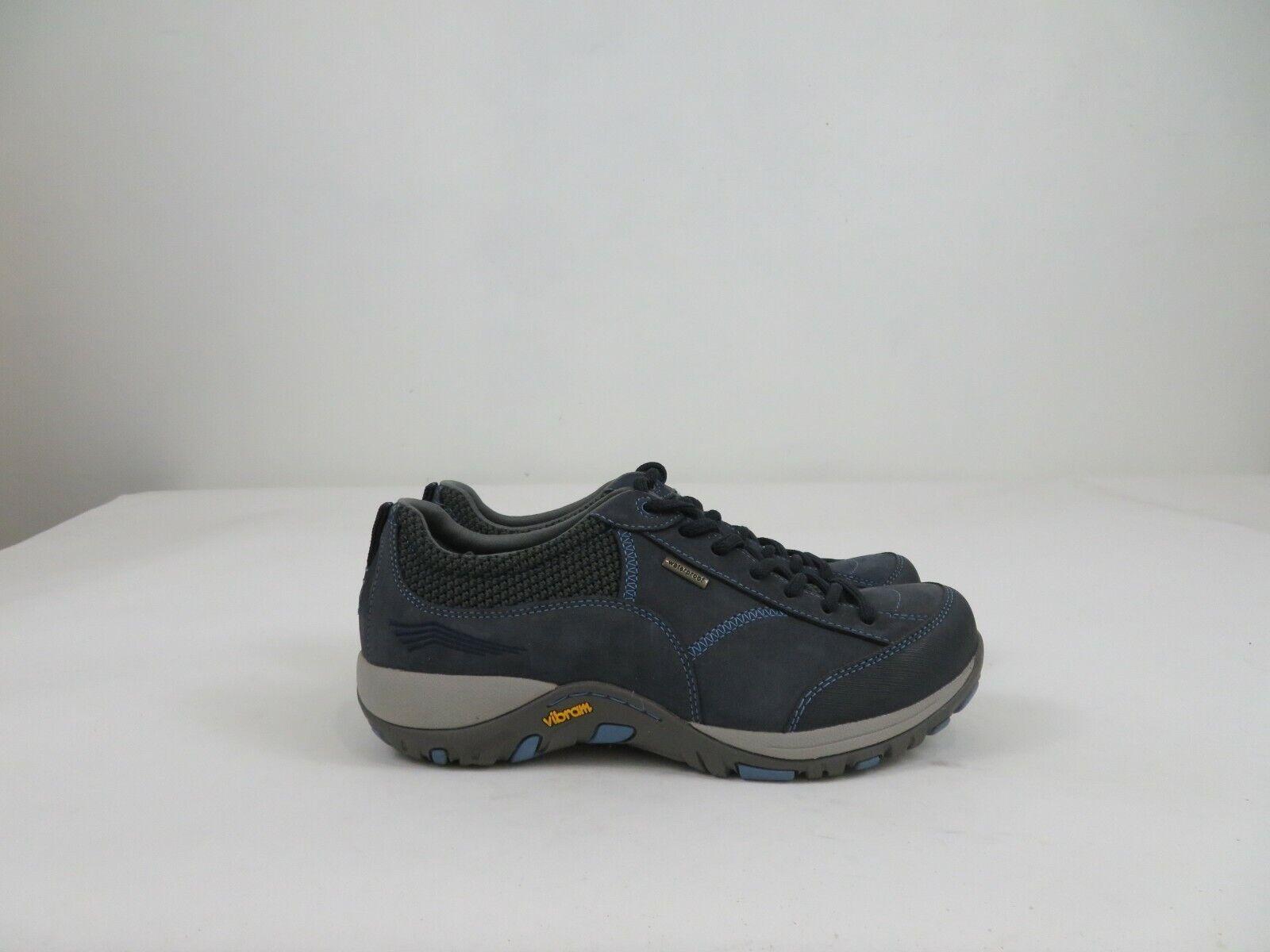 Dansko Paisley Chaussures De Randonnée Imperméable Vibram daim bleu femme 37 US 6.5-7