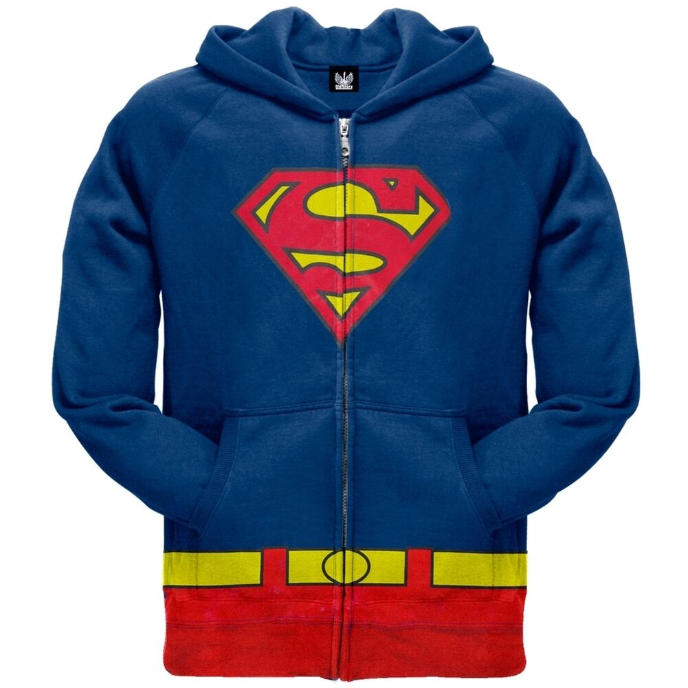 Superman - Costume Hoodie