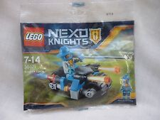 Lego 30371 Nexo Knights - Knight's Cycle - New/Sealed Polybag