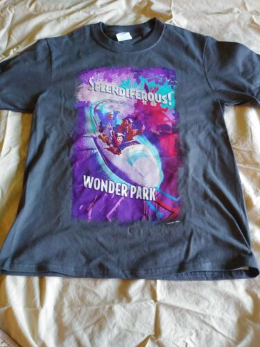 Wonder Park Graphic T-Shirt Youth Size Gray 100/% Cotton 2019 Movie