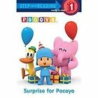 Step into Reading: Surprise for Pocoyo (Pocoyo) by Christy Webster (2012, Paperback)