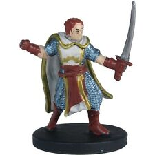 D&D miniatures 1x x1 Human Cleric Monster Menagerie II NM