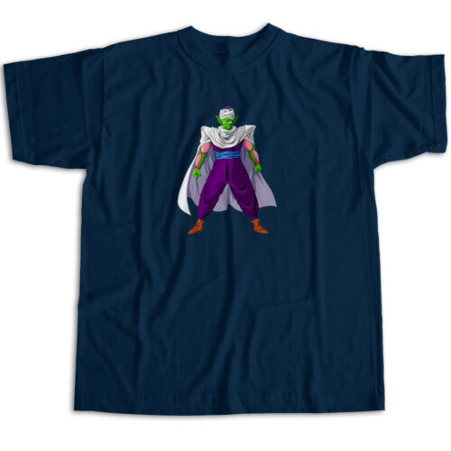 Piccolo Jr Ma Junior Anime Manga Namekian Mens Womens Kids Unisex Tee T-Shirt
