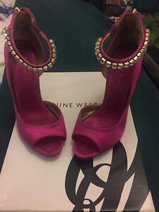 West 5w Pink Size Shoes Nine RZgzcgP