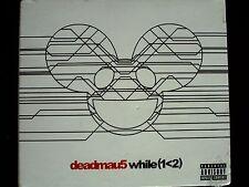 Deadmau5 - while(1 2) 2CD Sealed Best Buy Version