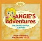 Angie's Adventures in Rainbow Beach Australia by Gail Harvey