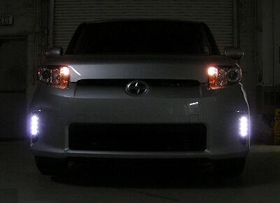 New Rostra Custom LED Daytime Running Light Kit / 11-13 SCION XB 1301021