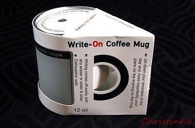 Write On Coffee Mug