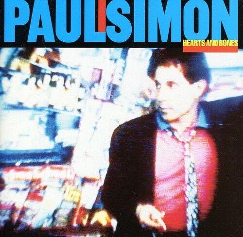 1 of 1 - Paul Simon - Hearts & Bones [New CD] Bonus Tracks, Rmst, Reissue
