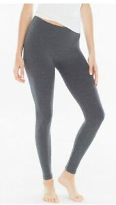 Soma-NWOT-Heathered-Gray-High-Waist-Slimming-Legging-Size-L-Seamless