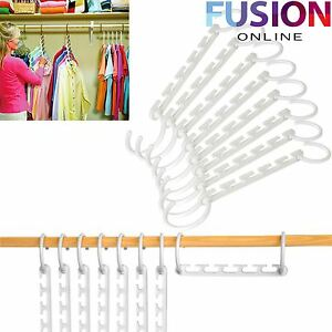 Clothes-Hangers-Organiser-Space-Saving-Closet-Magic-Wonder-Rack-Multi-Function