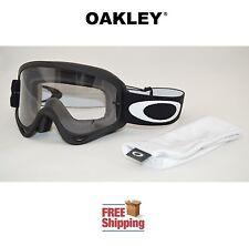 OAKLEY® O-FRAME® GOGGLES MX ATV MOTOCROSS MOTORCYCLE DIRT OFF ROAD MATTE BLACK