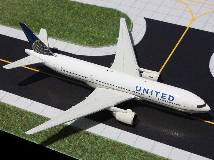 VERY RARE Geminijets 1 400 United 777-200ER N792UA (First Release