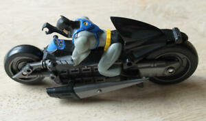 Batman Bike With Figure - Used