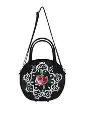 IRON FIST Ladies Bag Rose/Skulls  Ring Around a Rosy Handbag