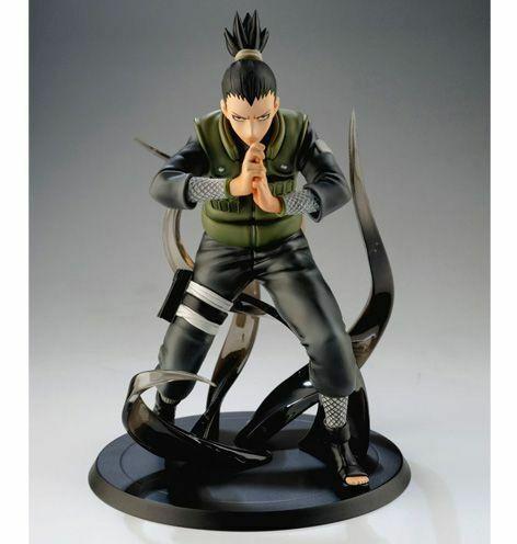 Naruto anime SHIKAMARU NARA new collection hand model decoration toy gift