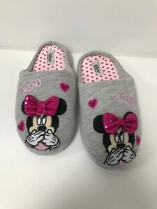 Ladies Primark Harry Potter /& Disney Minnie Mouse Gift Box slippers Christmas