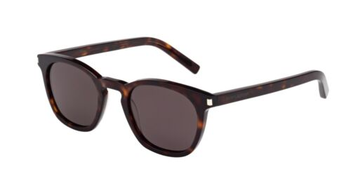 NEW Saint Laurent SL SL 28 Sunglasses 004 Havana 100/% AUTHENTIC