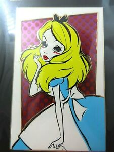 Disney Pin  ACME/HotArt - Pop Princess II - Alice LE 300 #131259