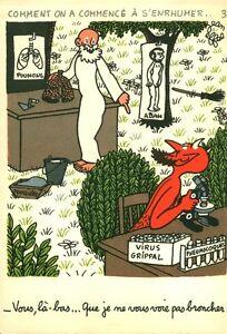 Publicite-ancienne-pharmaceutique-Labo-Le-Brun-Jean-Effel-mars-1960