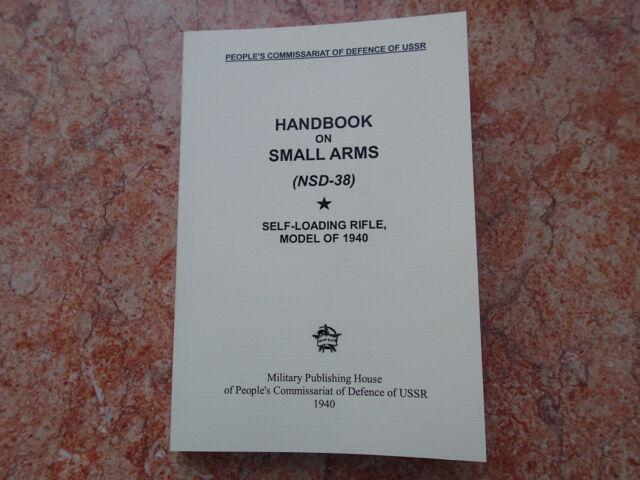 ussr tokarev soviet sniper rifle avt 40 svt 40 book user manual rh ebay com Owner's Manual User Manual PDF