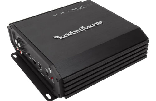 Rockford Fosgate Prime R125-2 2-channel car amplifier — 40 watts RMS x 2
