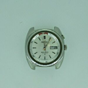 Vintage-Seiko-Bell-Matic-4006-6039-Watch-Case-Movement-and-Dial-Parts