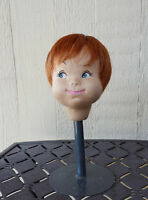 Doll Wig - W801 Partial Cap Baby Size 15(head): Choice Of Color.