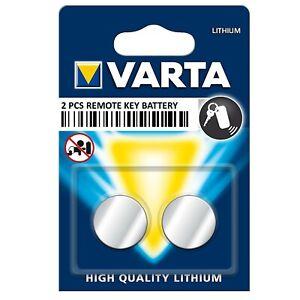 VARTA Batterie für Autoschlüssel Funkschlüssel SEAT Toledo Ibiza Car Key Battery