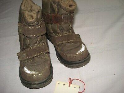 #ja17 Schuh Superfit Größe 30 Braun