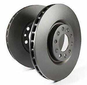D1231 EBC Standard Bremsscheiben Vorne (Paar) OE Äquivalent (Vorne Paar)
