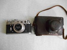 ZORKIY 2C ZORKI 2S FESTIVAL 1957 Leica copy Russian rangefinder camera