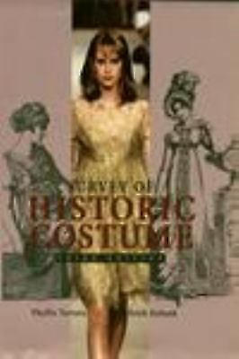 Survey of Historic Costume: A History of Western Dress | eBay