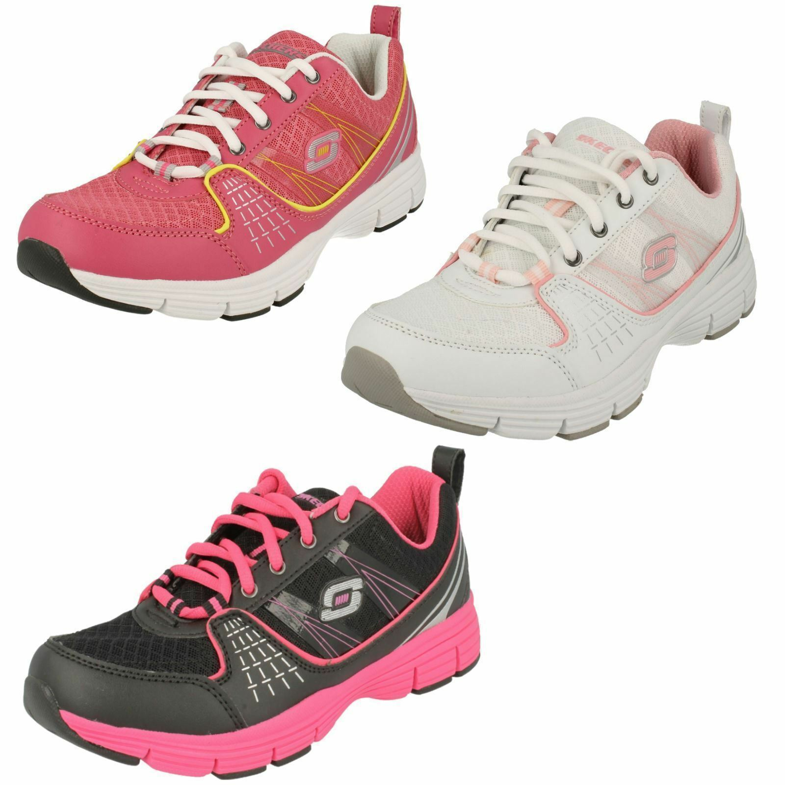 Mesdames volés Running Baskets by Skechers
