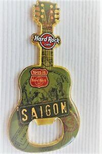 1 Hard Rock Cafe Magnet Bottle Opener Saigon