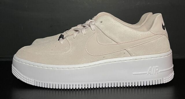 Size 8 - Nike Air Force 1 Sage Low Barely Rose for sale online | eBay
