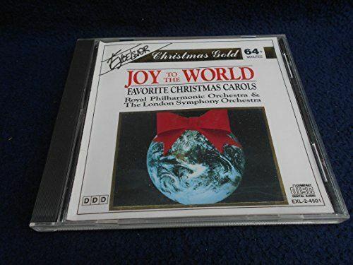 Joy to the World - Favorite Christmas Carols (Christmas Gold) Audio CD Royal P | eBay