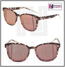 4e5fac51f91b CHRISTIAN DIOR STEP Violet Pink Havana Rose Mirrored Sunglasses Abstract  Unisex