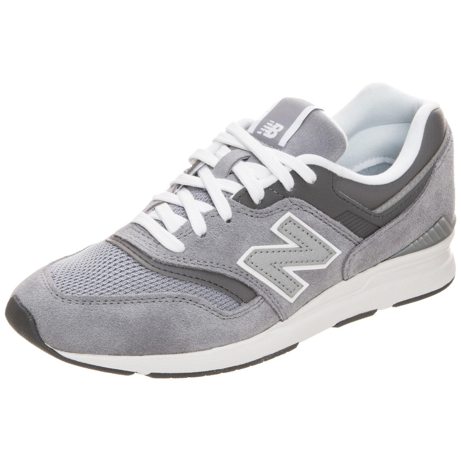 New Balance WL697-CR-B Turnschuhe Damen Grau NEU Schuhe Turnschuhe
