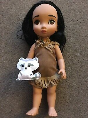 Other Dolls Dolls, Clothing & Accessories Disney Store Animators Collection Pocahontas Doll 16 Inch.