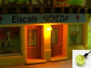 S951-2-unid-lamparas-de-pared-lamparas-bola-3mm-con-LED-amarillo-para-casas-h0-TT