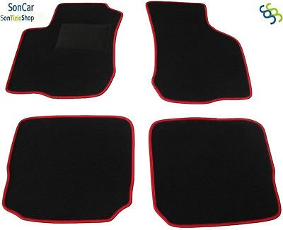4 block AUDI S3 8L TAPPETI tappetini AUTO su MISURA