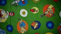Custom - Dr Seuss Sam I Am Green Eggs Cat In The Hat White Bath Hand Towel Set 2