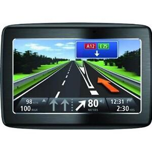 tomtom navi via 120 europa traffic ovp inkl iq r. Black Bedroom Furniture Sets. Home Design Ideas